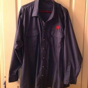 Long Sleeve Work Shirt 3 XL